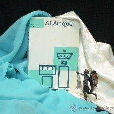 Coleccionismo deportivo: AJEDREZ. AL ATAQUE - MIJAIL TAL/IAKOV DAMSKY DESCATALOGADO!!. Lote 48165173