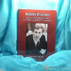 Coleccionismo deportivo: AJEDREZ. CHESS. BOBBY FISCHER. THE CAREER AND COMPLETE GAMES - KARSTEN MÜLLER. Lote 29678439
