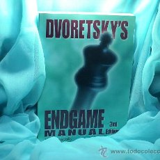 Coleccionismo deportivo: AJEDREZ. CHESS. DVORETSKY'S ENDGAME MANUAL - MARK DVORETSKY 4TH EDITION. REVISED AND ENLARGED. Lote 29678552