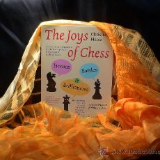 Coleccionismo deportivo: AJEDREZ. THE JOYS OF CHESS - CHRISTIAN HESSE DESCATALOGADO!!!. Lote 29678598