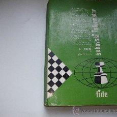 Coleccionismo deportivo: AJEDREZ SAHOVSKI INFORMATOR 48. Lote 29756490