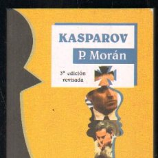 Coleccionismo deportivo: KASPAROV A-AJD-386. Lote 29840881