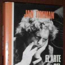 Coleccionismo deportivo: EL ARTE DEL ANÁLISIS POR JAN TIMMAN DE ED. JAQUE XXI EN MADRID 1993. Lote 31311504