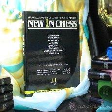 Coleccionismo deportivo: AJEDREZ. NEW IN CHESS YEARBOOK - ANUARIO 11 - 1989 - TAPA DURA DESCATALOGADO!!!. Lote 31828087