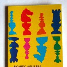 Coleccionismo deportivo: TRATADO ELEMENTAL DE AJEDREZ - PEQUEÑO AJEDREZ - RICARDO AGUILERA. Lote 31871005