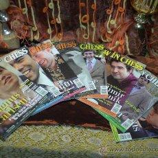 Coleccionismo deportivo: AJEDREZ. REVISTA. MAGAZINE NEW IN CHESS 2011. AÑO COMPLETO. OFERTA!!!. Lote 31898850