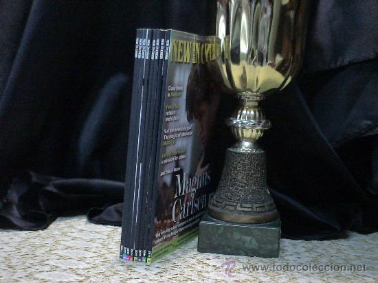 Coleccionismo deportivo: Ajedrez. Revista. Magazine New in Chess 2011. Año completo. OFERTA!!! - Foto 2 - 31898850