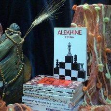 Coleccionismo deportivo: AJEDREZ. ALEKHINE - ALEXANDER KOTOV. Lote 32022744