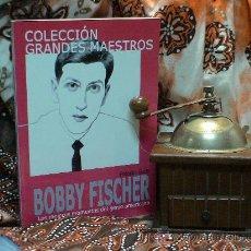 Coleccionismo deportivo: AJEDREZ. BOBBY FISCHER - ANTONIO GUDE. Lote 32076062