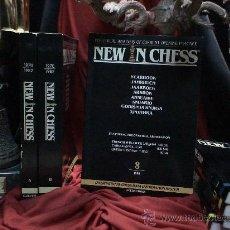 Coleccionismo deportivo: AJEDREZ. NEW IN CHESS YEARBOOK - ANUARIO 8 - 1988 - TAPA BLANDA DESCATALOGADO!!!. Lote 32300072