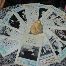 Coleccionismo deportivo: AJEDREZ. BRITISH CHESS MAGAZINE 1989. AÑO COMPLETO DESCATALOGADO!!!. Lote 32468449