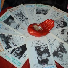 Coleccionismo deportivo: AJEDREZ. BRITISH CHESS MAGAZINE 1990. AÑO COMPLETO DESCATALOGADO!!!. Lote 32468480