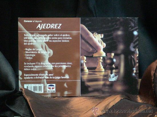 Coleccionismo deportivo: Chess. Conocer el deporte. Ajedrez - Varios - Foto 2 - 32535118