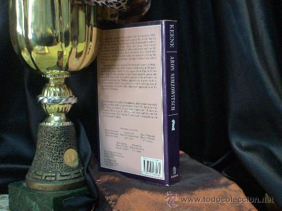 Coleccionismo deportivo: Ajedrez. Chess. Aron Nimzowitsch Master of Planning - Raymond Keene DESCATALOGADO!!! - Foto 2 - 32604587
