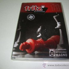 Coleccionismo deportivo: AJEDREZ.CHESS. FRITZ 11 BY CHESSBASE. Lote 34115040