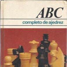 AJEDREZ - ABC COMPLETO DE ..