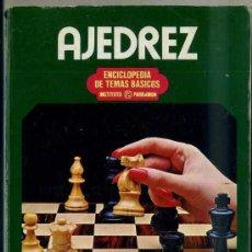 Coleccionismo deportivo: LANGFIELD : AJEDREZ (TEMAS BÁSICOS PARRAMÓN, 1980). Lote 34471007