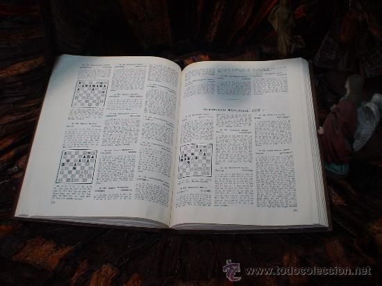 Coleccionismo deportivo: Ajedrez. Chess. Revista Shahmatnyi Boletín (URSS) 1956 Año completo 12 números Tapa dura - Foto 2 - 34510838