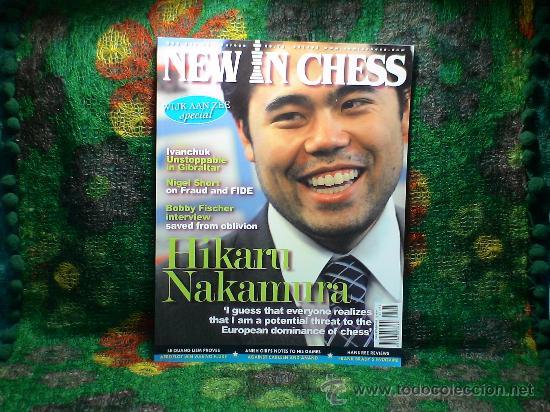 Coleccionismo deportivo: Ajedrez. Revista. Magazine New in Chess 2011. Año completo. OFERTA!!! - Foto 4 - 31898850