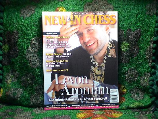 Coleccionismo deportivo: Ajedrez. Revista. Magazine New in Chess 2011. Año completo. OFERTA!!! - Foto 5 - 31898850