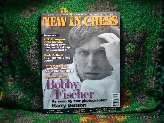 Coleccionismo deportivo: Ajedrez. Revista. Magazine New in Chess 2011. Año completo. OFERTA!!! - Foto 6 - 31898850