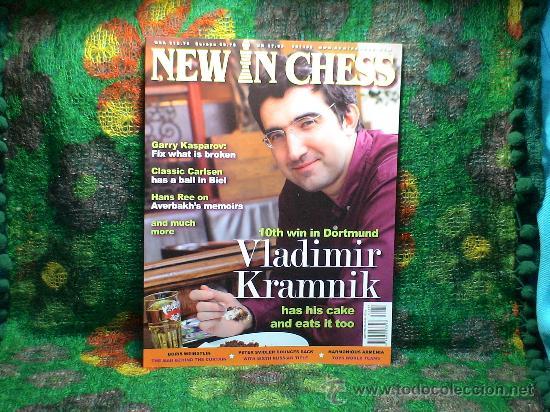 Coleccionismo deportivo: Ajedrez. Revista. Magazine New in Chess 2011. Año completo. OFERTA!!! - Foto 8 - 31898850