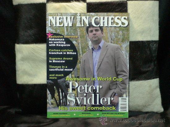 Coleccionismo deportivo: Ajedrez. Revista. Magazine New in Chess 2011. Año completo. OFERTA!!! - Foto 9 - 31898850