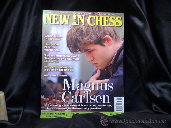 Coleccionismo deportivo: Ajedrez. Revista. Magazine New in Chess 2011. Año completo. OFERTA!!! - Foto 10 - 31898850
