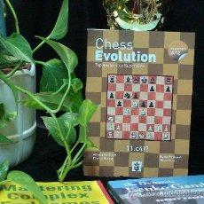 Coleccionismo deportivo: AJEDREZ. CHESS EVOLUTION SEPTEMBER 2012. TOP ANALYSYS BY SUPER GMS - ARKADIJ NAIDITSCH DESCATALOGADO. Lote 34898253