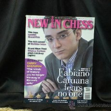 Coleccionismo deportivo: AJEDREZ. REVISTA. MAGAZINE NEW IN CHESS 2012/8. Lote 34991133