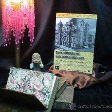 Coleccionismo deportivo: CHESS. SUPERTORNEO DE SAN SEBASTIÁN 1912. CAPITAL MUNDIAL DEL AJEDREZ - ALFONSO ROMERO HOLMES AGOTAD. Lote 40948932