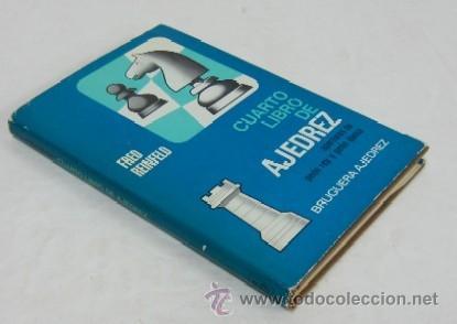 Coleccionismo deportivo: CUARTO LIBRO DE AJEDREZ - APERTURAS DE PEON REY Y PEON DAMA - Foto 6 - 35610430