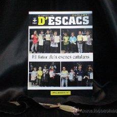 Coleccionismo deportivo: AJEDREZ. CHESS. BUTLLETI D'ESCACS 150 - DESEMBRE 2012 DESCATALOGADO!!!. Lote 46122424