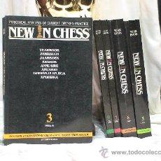 Coleccionismo deportivo: AJEDREZ. NEW IN CHESS YEARBOOK - ANUARIO 3 - 1985 A - TAPA BLANDA DESCATALOGADO!!!. Lote 35920296