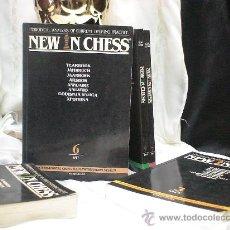Coleccionismo deportivo: AJEDREZ. NEW IN CHESS YEARBOOK - ANUARIO 6 - 1987 - TAPA BLANDA DESCATALOGADO!!!. Lote 35920584