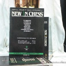 Coleccionismo deportivo: AJEDREZ. NEW IN CHESS YEARBOOK - ANUARIO 9 - 1988 - TAPA BLANDA DESCATALOOGADO!!!. Lote 35920869