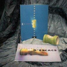 Coleccionismo deportivo: AJEDREZ. BUTLLETI D'ESCACS 100 - JULIOL 2000 DESCATALOGADO!!!. Lote 36434343