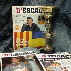 Coleccionismo deportivo: AJEDREZ. BUTLLETI D'ESCACS 117 - GENER 2004 DESCATALOGADO!!!. Lote 36434426