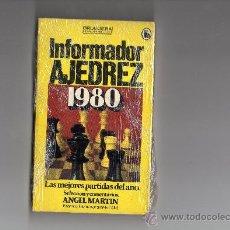 Coleccionismo deportivo: LAS MEJORES PARTIDAS DE AJEDREZ. Lote 36494128