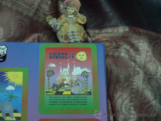 Coleccionismo deportivo: Ajedrez. Chess School 4. Manual de Finales Ajedrecísticos - Sarhan Guliev DESCATALOGADO!!! - Foto 7 - 36826699