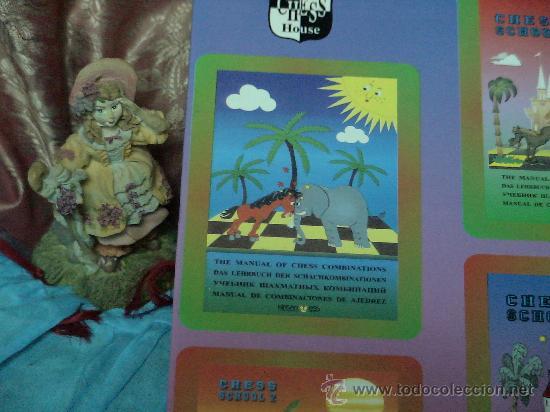 Coleccionismo deportivo: Ajedrez. Chess School 4. Manual de Finales Ajedrecísticos - Sarhan Guliev DESCATALOGADO!!! - Foto 8 - 36826699