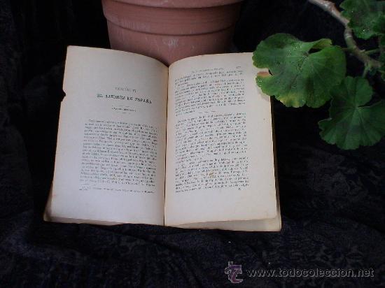 Coleccionismo deportivo: Ajedrez. Chess. Primer libro del ajedrecista - J. Paluzie y Lucena DESCATALOGADO!!! - Foto 5 - 36995459