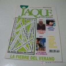 Coleccionismo deportivo: JAQUE Nº 382 - 1ª QUINCENA DE AGOSTO 1994.. Lote 37043409
