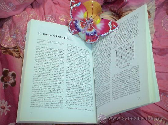 Coleccionismo deportivo: Secretos de la defensa en ajedrez - Mihail Marin - Foto 3 - 37312631