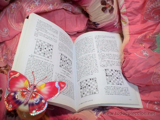 Coleccionismo deportivo: Chess. Secretos de la defensa en ajedrez - Mihail Marin - Foto 4 - 37312631