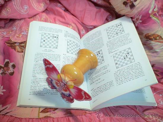 Coleccionismo deportivo: Chess. Secretos de la defensa en ajedrez - Mihail Marin - Foto 5 - 37312631