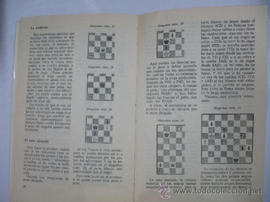 Coleccionismo deportivo: AJEDREZ ELEMENTAL. - V. N. PANOV. TDK78 - Foto 2 - 38355088