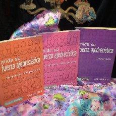 Coleccionismo deportivo: AJEDREZ. CHESS. MIDA SU FUERZA AJEDRECÍSTICA VOL 1 - 2 Y 3 - AUGUST LIVSHITZ. Lote 89312068