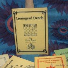 Coleccionismo deportivo: AJEDREZ. LENINGRAD DUTCH - CHESS DIGEST DESCATALOGADO!!!. Lote 39542475