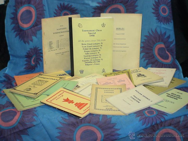 Coleccionismo deportivo: Ajedrez. Chess. Open Berlin 1988 DESCATALOGADO!!! - Foto 5 - 40661979
